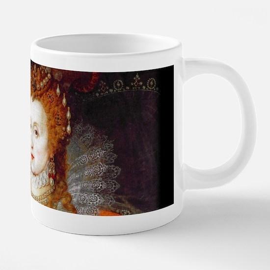 Queen Elizabeth I Mugs