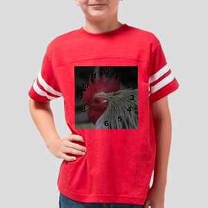 rooster Youth Football Shirt