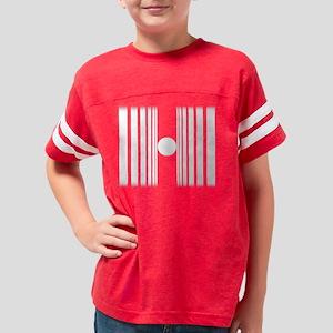 doppler-black Youth Football Shirt