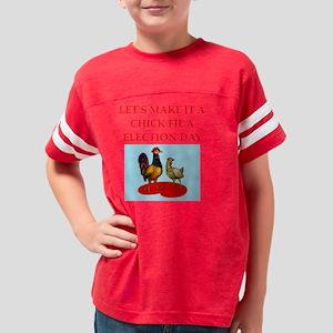 anti liberal joke gifts and t Youth Football Shirt