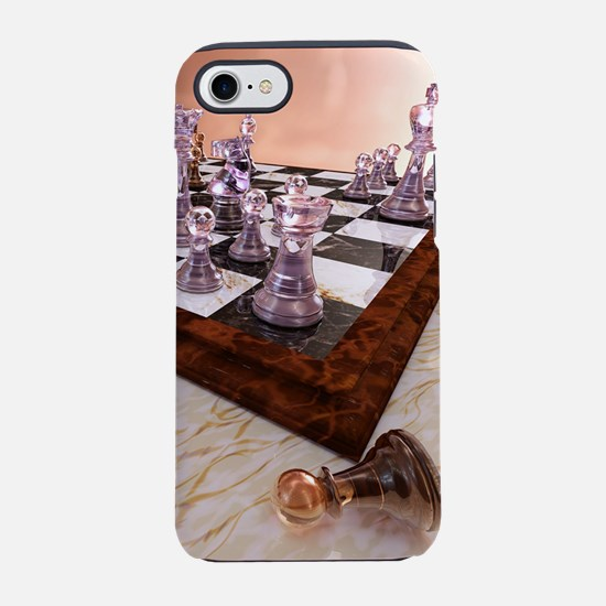 A Game of Chess iPhone 7 Tough Case