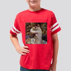 Pierre-Auguste Renoir After T Youth Football Shirt
