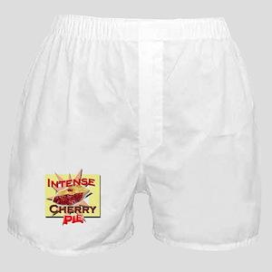Intense Cherry Pie Boxer Shorts