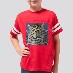 Amur Leopard Youth Football Shirt