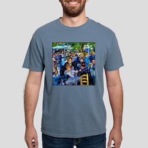 Renoir: Dance at Le Moul Mens Comfort Colors Shirt