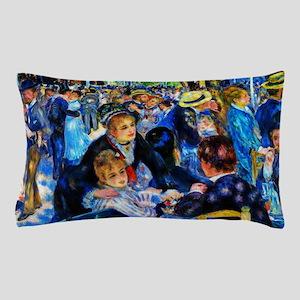 Renoir: Dance at Le Moulin de la Galet Pillow Case