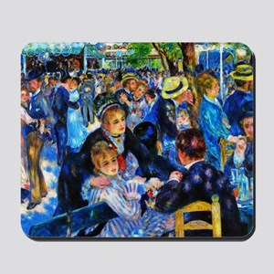 Renoir: Dance at Le Moulin de la Galette Mousepad