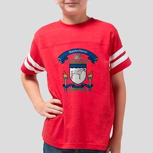 coatquarter Youth Football Shirt
