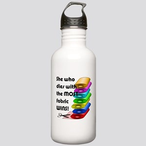 She who dies with the Stainless Water Bottle 1.0L