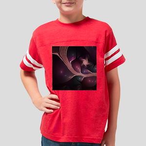 Reverie-CafePressTile Youth Football Shirt