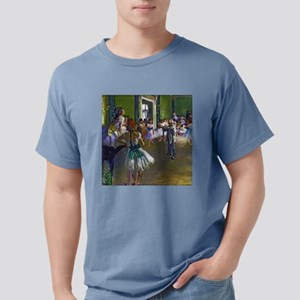 Degas - The Ballet Class Mens Comfort Colors Shirt