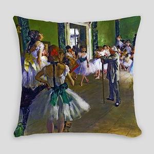 Degas - The Ballet Class Everyday Pillow