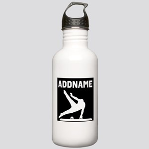 POWER GYMNAST Stainless Water Bottle 1.0L
