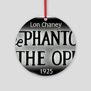 Film Title Logo 3 Ornament (Round)