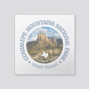 Guadalupe Mountains NP Sticker