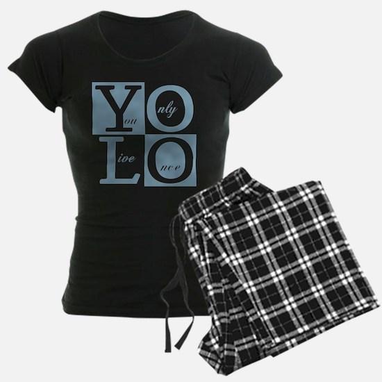 YOLO Square Pajamas