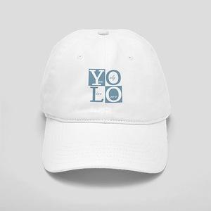 YOLO Square Baseball Cap