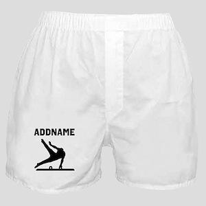 TERRIFIC GYMNAST Boxer Shorts