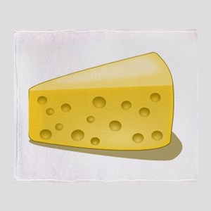 Swiss Cheese Throw Blanket