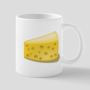 Swiss Cheese Mugs