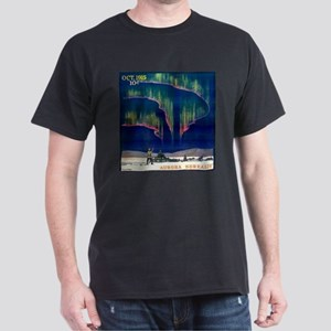 Aurora Borealis Dark T-Shirt