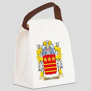 Ahmelmann Coat of Arms - Family C Canvas Lunch Bag