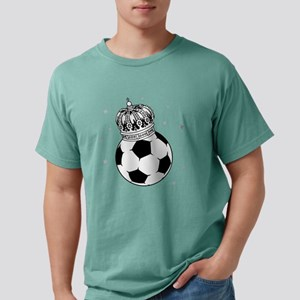 Soccer Royalty Mens Comfort Colors Shirt