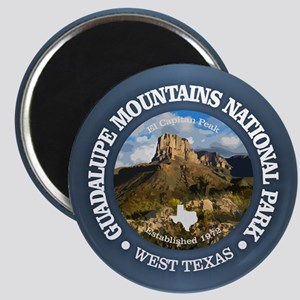 Guadalupe Mountains NP Magnets