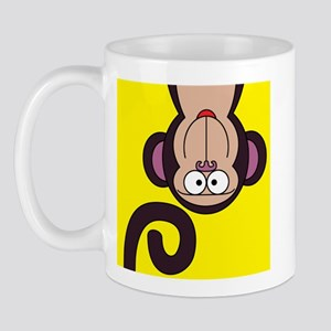 Happy Monkey Mug