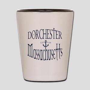 Dorchester Anchor Shot Glass