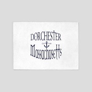 Dorchester Anchor 5'x7'Area Rug