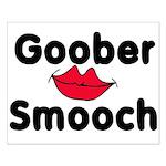 Goober Smooch Small Poster