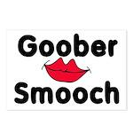 Goober Smooch Postcards (Package of 8)