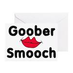 Goober Smooch Greeting Cards (Pk of 10)