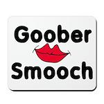 Goober Smooch Mousepad