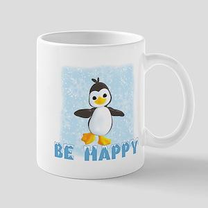 Penguin Greetings Mug