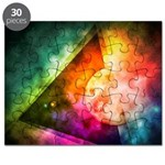 Abstract Full Moon Spectrum Puzzle