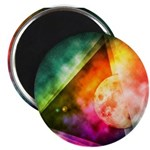 Abstract Full Moon Spectrum Magnets
