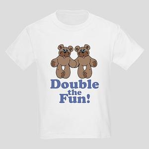 Double the Fun! Kids T-Shirt