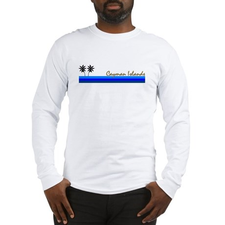 caymanislandsbluwtr Long Sleeve T-Shirt