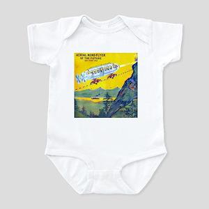 Aerial Mono-Flyer Infant Bodysuit