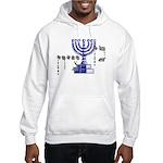Ben Tzion Hooded Sweatshirt
