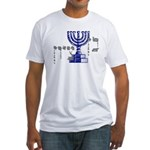 Ben Tzion Fitted T-Shirt