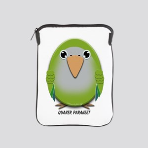 Quaker (Monk) Parakeet iPad Sleeve