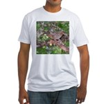 Towhee Fitted T-Shirt