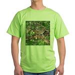 Towhee Green T-Shirt
