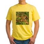 Towhee Yellow T-Shirt