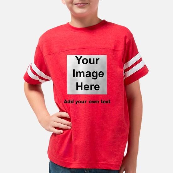 Pet stuff templates Youth Football Shirt