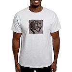 Tort Calico Ash Grey T-Shirt