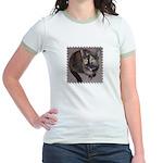 Tort Calico Jr. Ringer T-Shirt